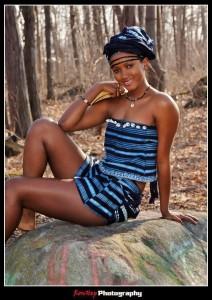 Souadou Dramé, miss Guinée North America 2012
