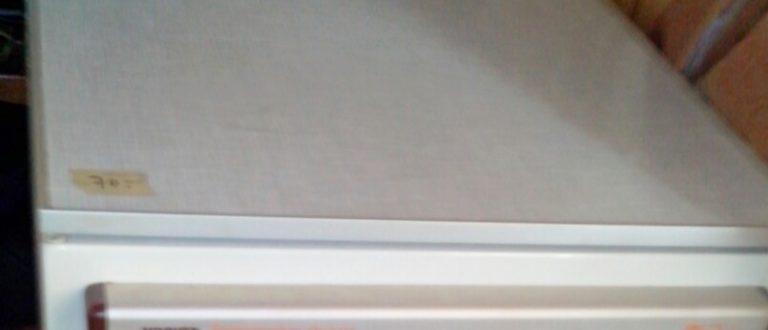 Article : Lettre à mon frigo !
