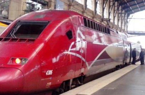 Article : Cologne: l'eau, les trains et les… poubelles