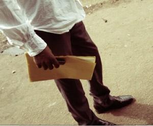 Étudiant guinéen - Crédit photo: Alimou Sow